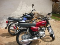 Used Yamaha RX 100 in Mysore with warranty  Loan and