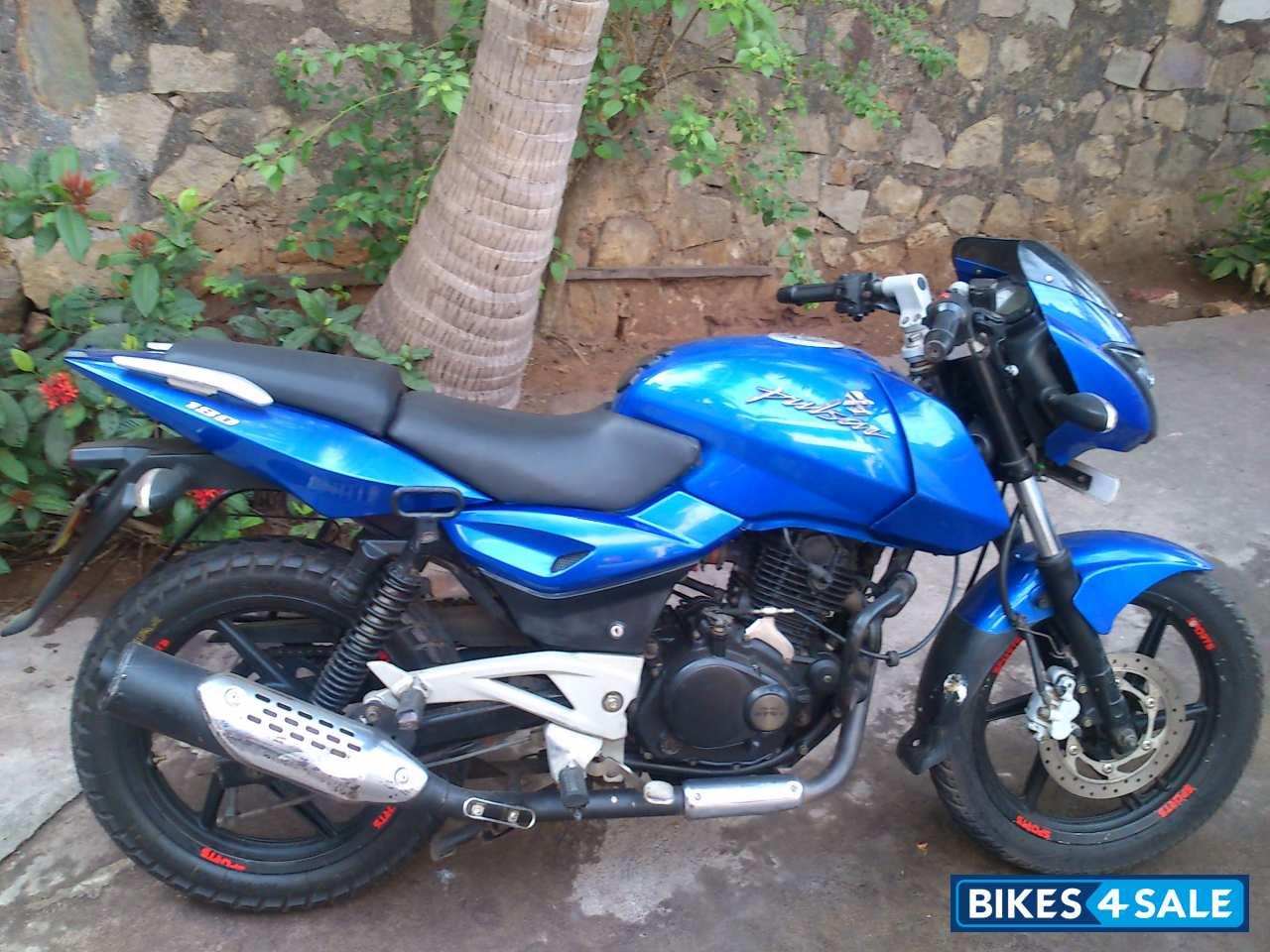 Best Value Electric Bike >> Bajaj Pulsar 180 DTSi Picture 1. Bike ID 94982. Bike ...