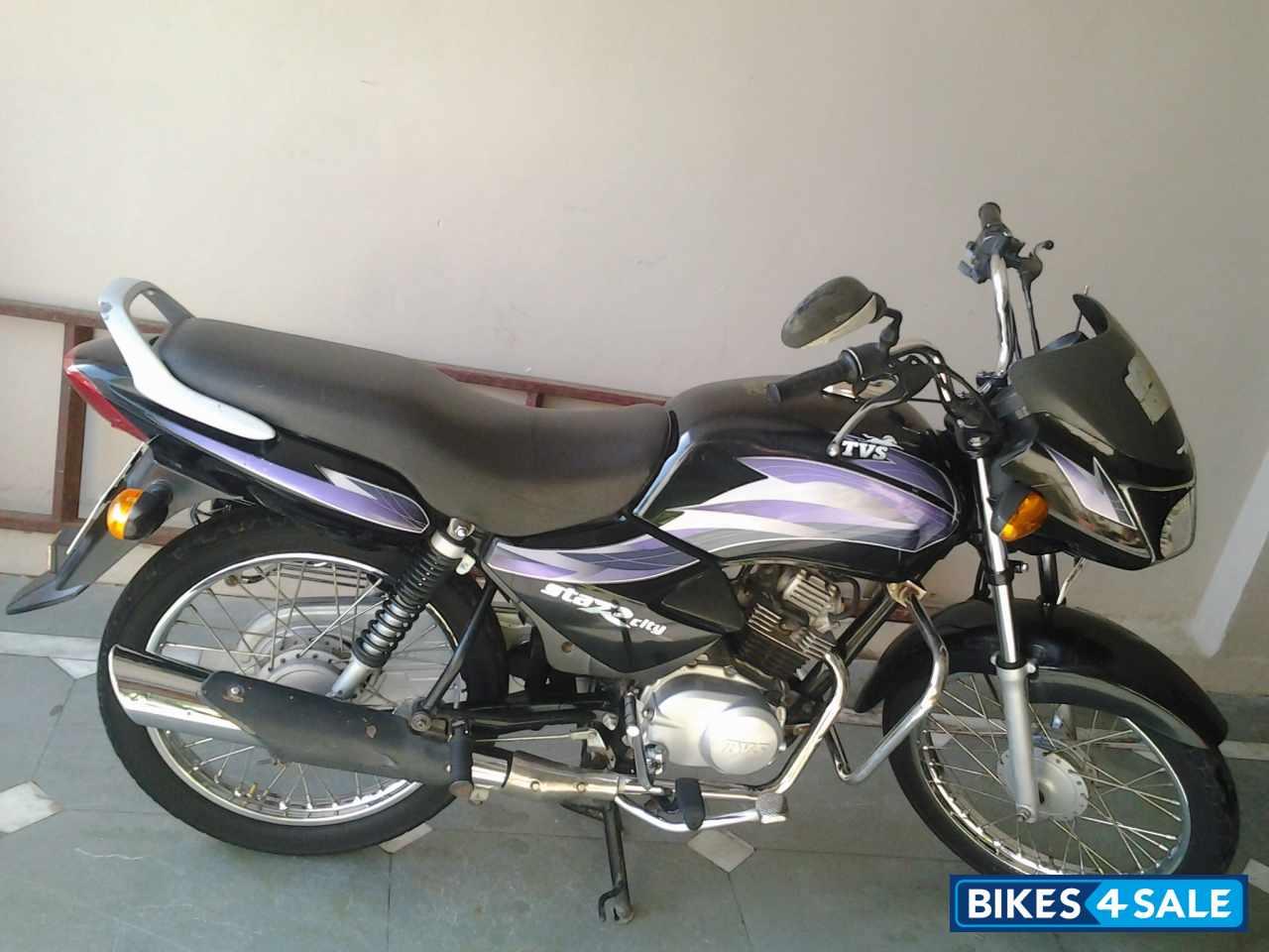 Tvs Star City Picture 1 Album Id Is 95686 Bike Located