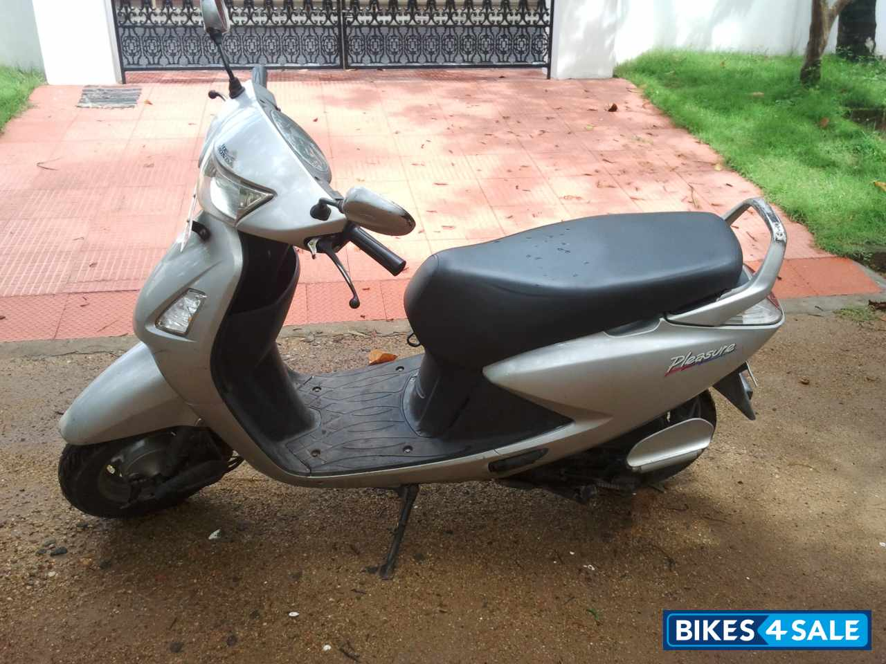 Used 2006 model Hero Pleasure for sale in Ernakulam. ID ...