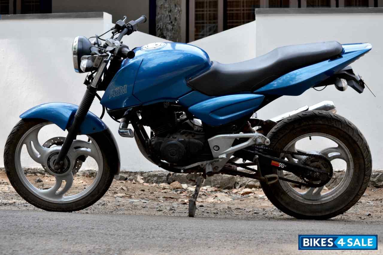 Used 2003 model Bajaj Pulsar 150 DTSi for sale in Kottayam