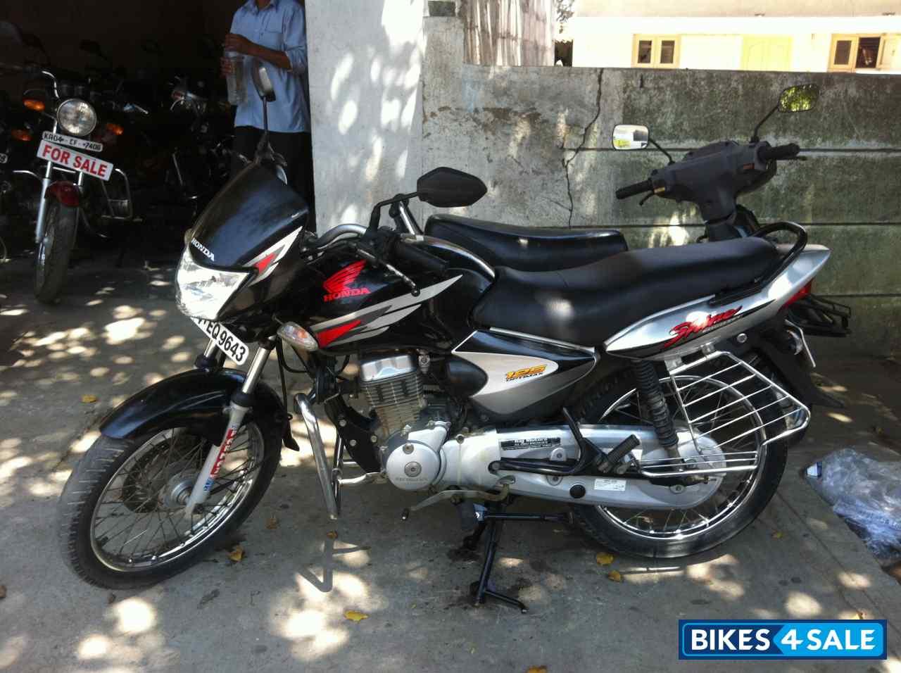 shine bike price