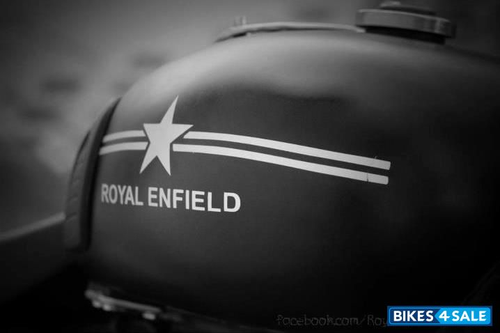Second Hand Royal Enfield Bullet Standard 350 In Bangalore