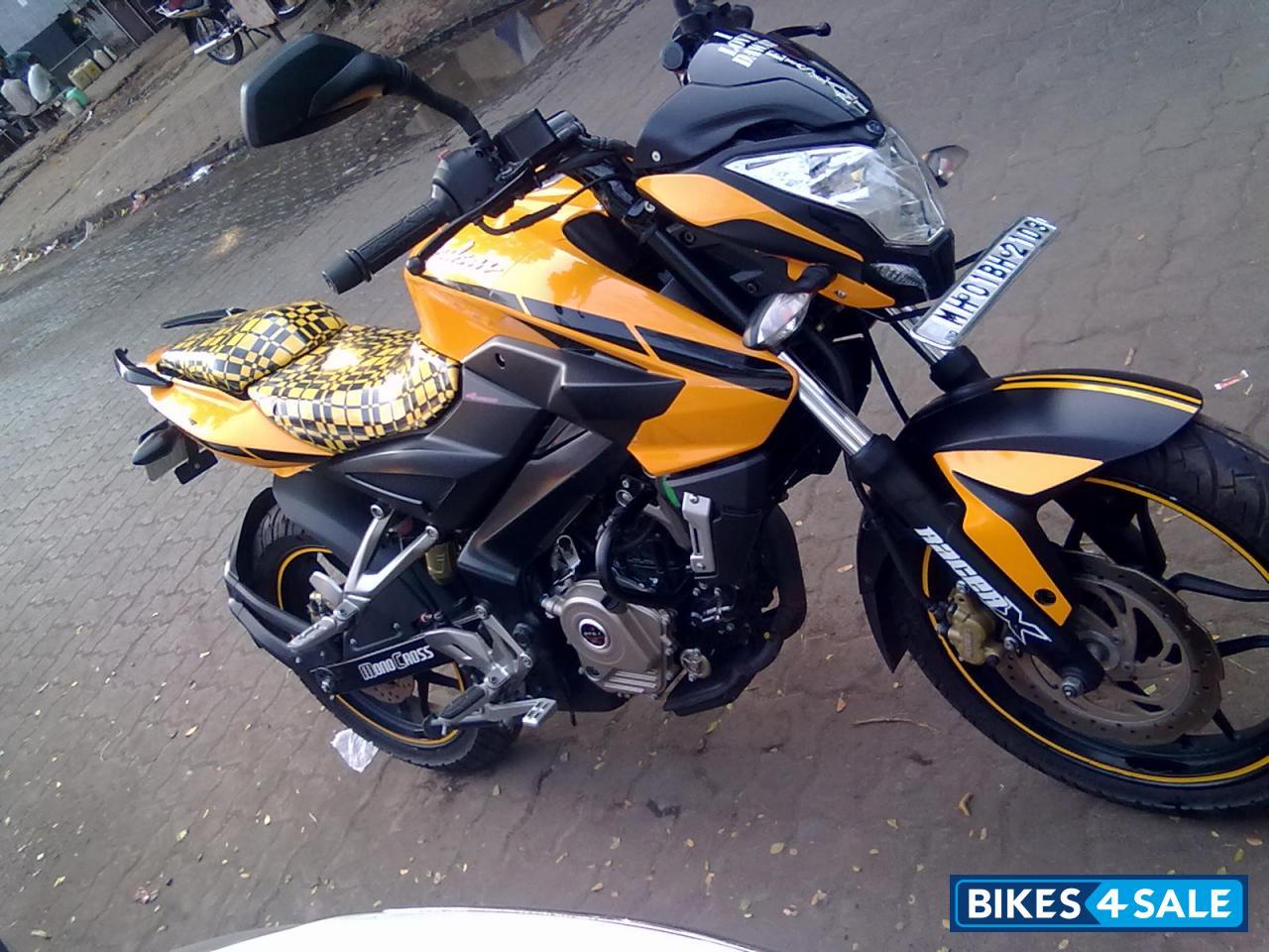 Bajaj pulsar 200 ns picture 5 album id is 96816 bike located in