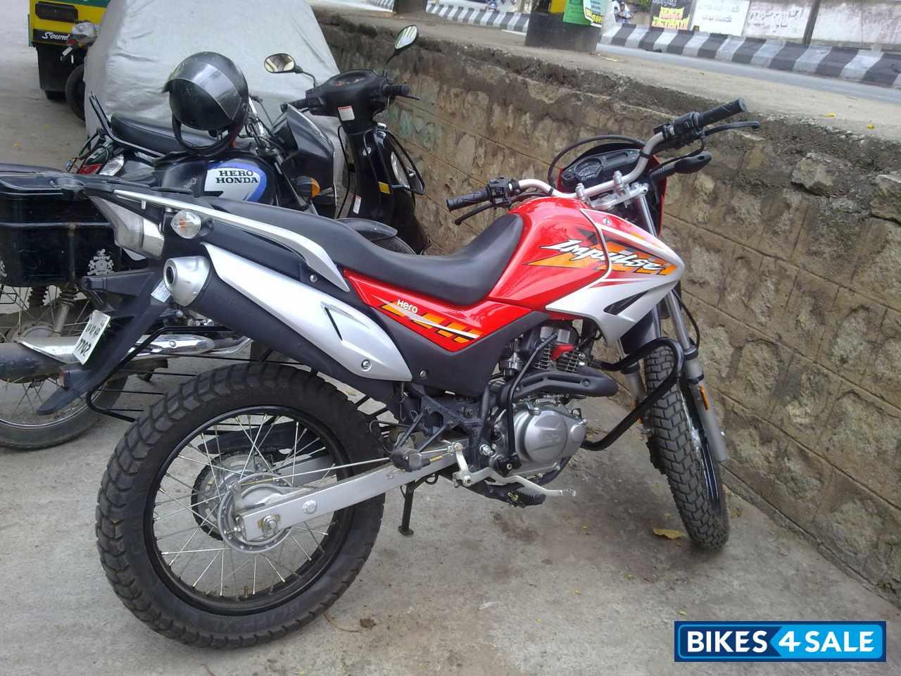 hero impulse for sale in bangalore dating