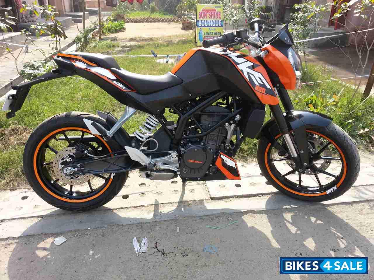 Ktm Duke New Bikes Ktm Duke 200