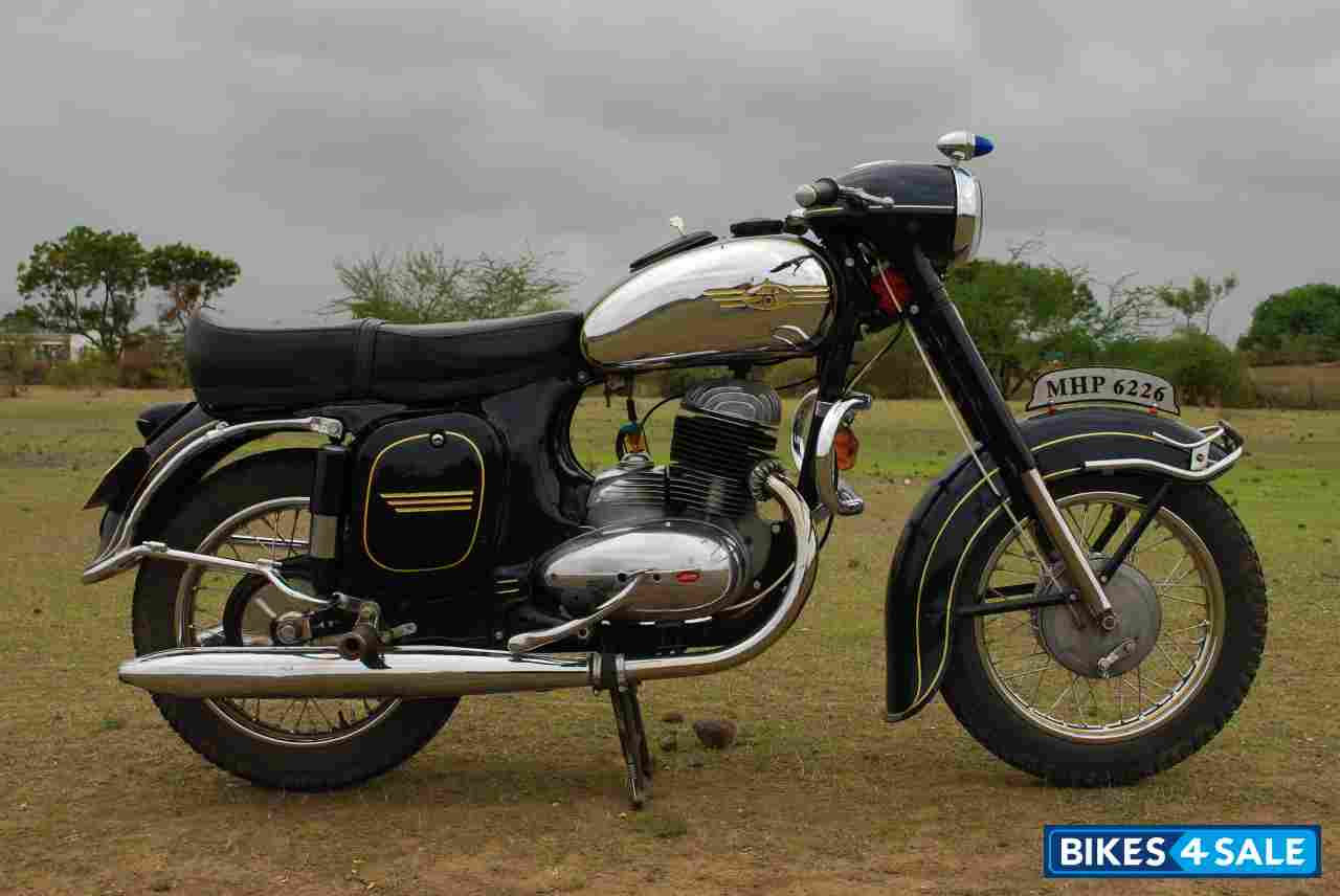 Electric Bikes For Sale >> JAWA Moto Is Coming Back - Bikes4Sale
