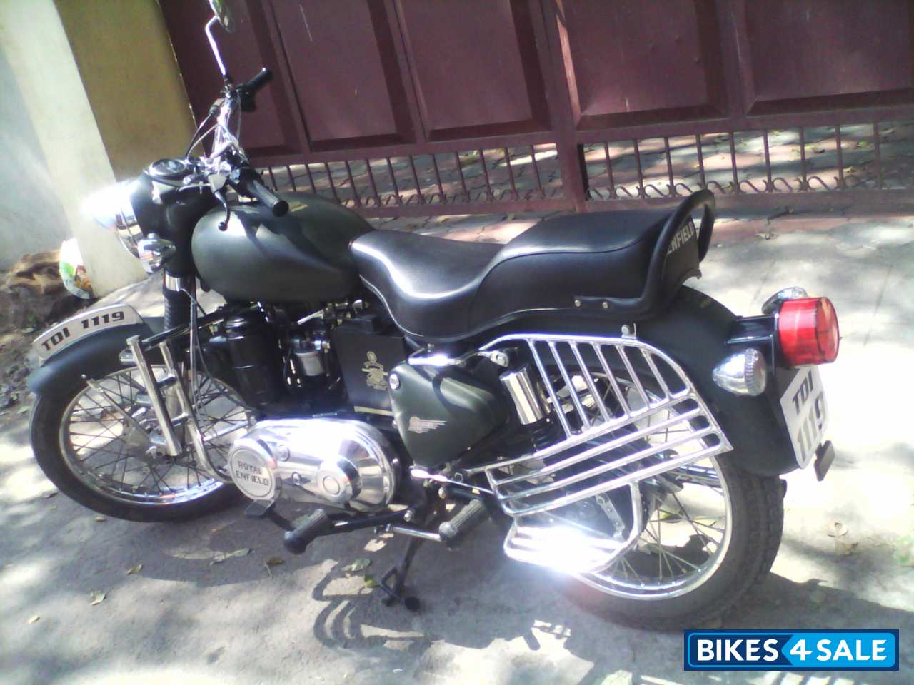 second hand royal enfield bullet diesel taurus in coimbatore bullet in excellent condition for. Black Bedroom Furniture Sets. Home Design Ideas