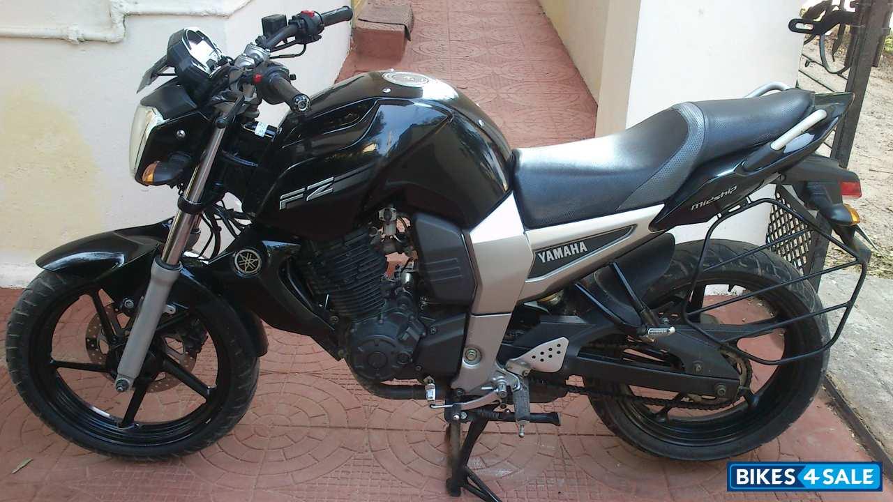 Yamaha Fz16 Black Wallpapers Black Yamaha Fz16