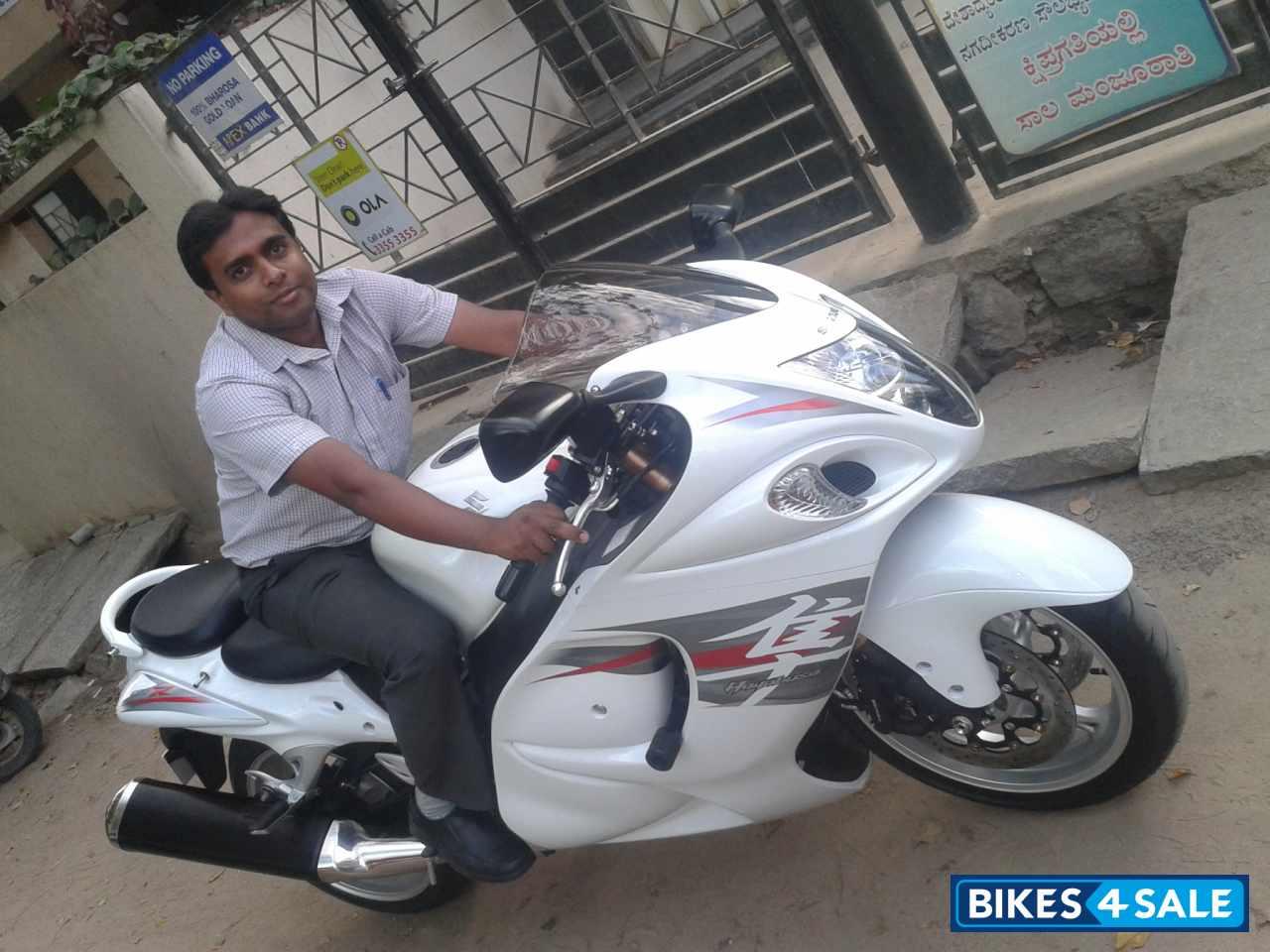 Used Suzuki Hayabusa For Sale In Bangalore