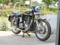 Used Royal Enfield Bullet in Meerut with warranty  Loan and