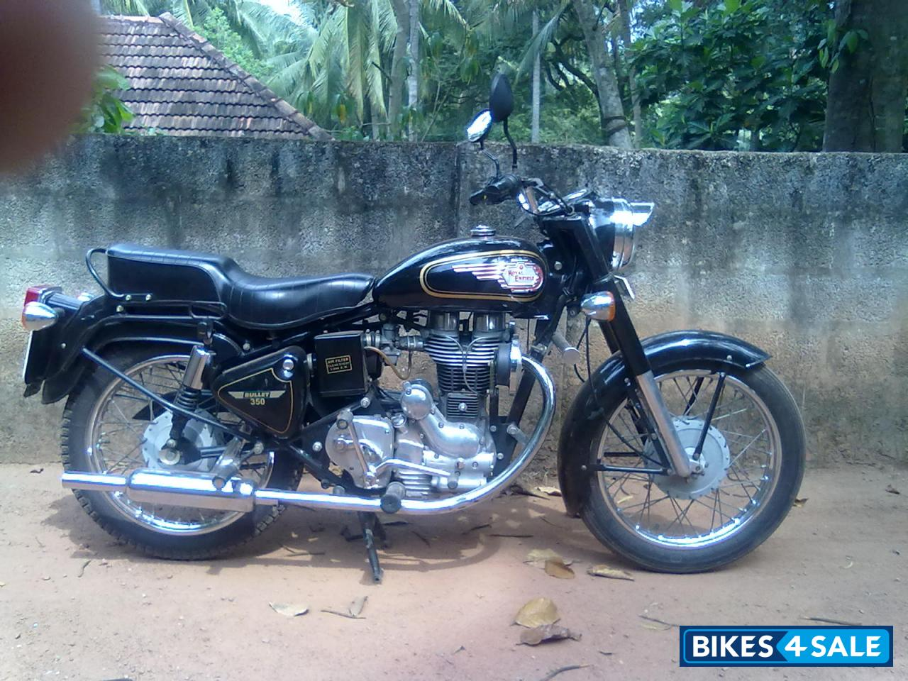 Royal Enfield Bullet Standard 350 Picture 1 Album Id Is
