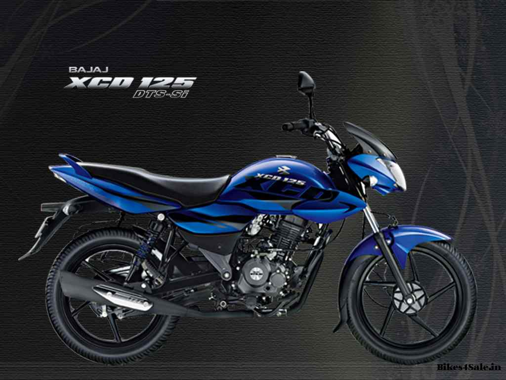 Bajaj launches XCD 125 DTS-Si - Bikes4Sale