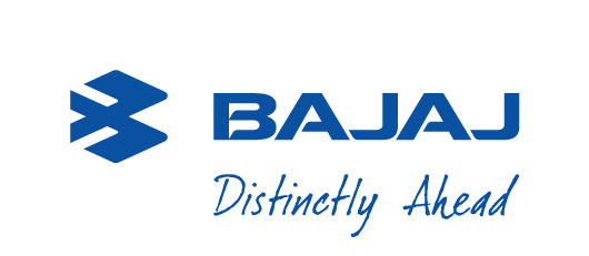 logo of bajaj