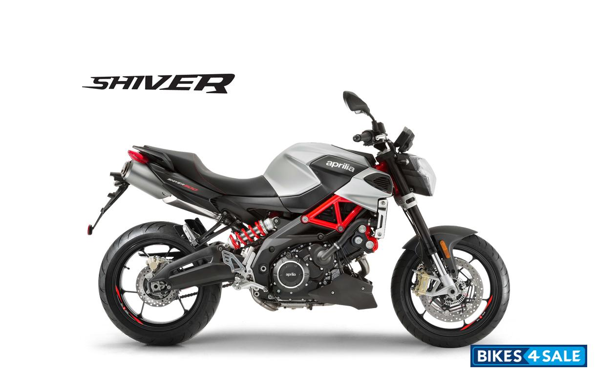aprilia shiver 900 price specs mileage colours photos. Black Bedroom Furniture Sets. Home Design Ideas