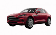 Aston Martin DBX V8 Diesel AT