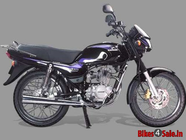 Bajaj Caliber Chroma