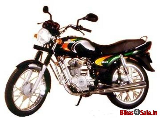 Kawasaki Caliber Modified