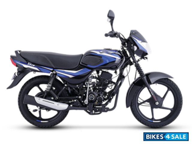 Bajaj CT 110 KS