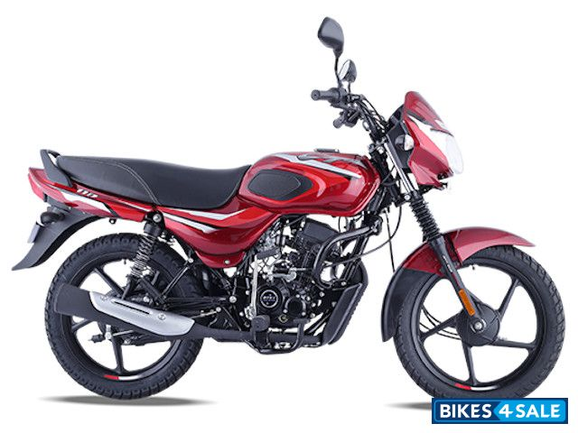 Bajaj CT110 KS BS6