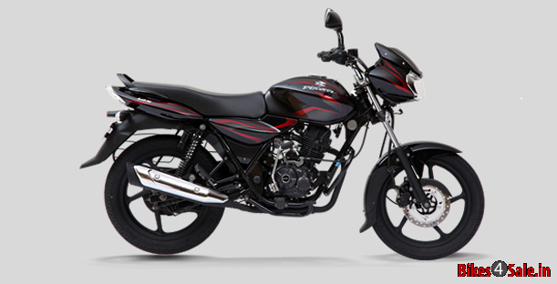 Photo 3. Bajaj Discover DTSi 125 Motorcycle Picture ...