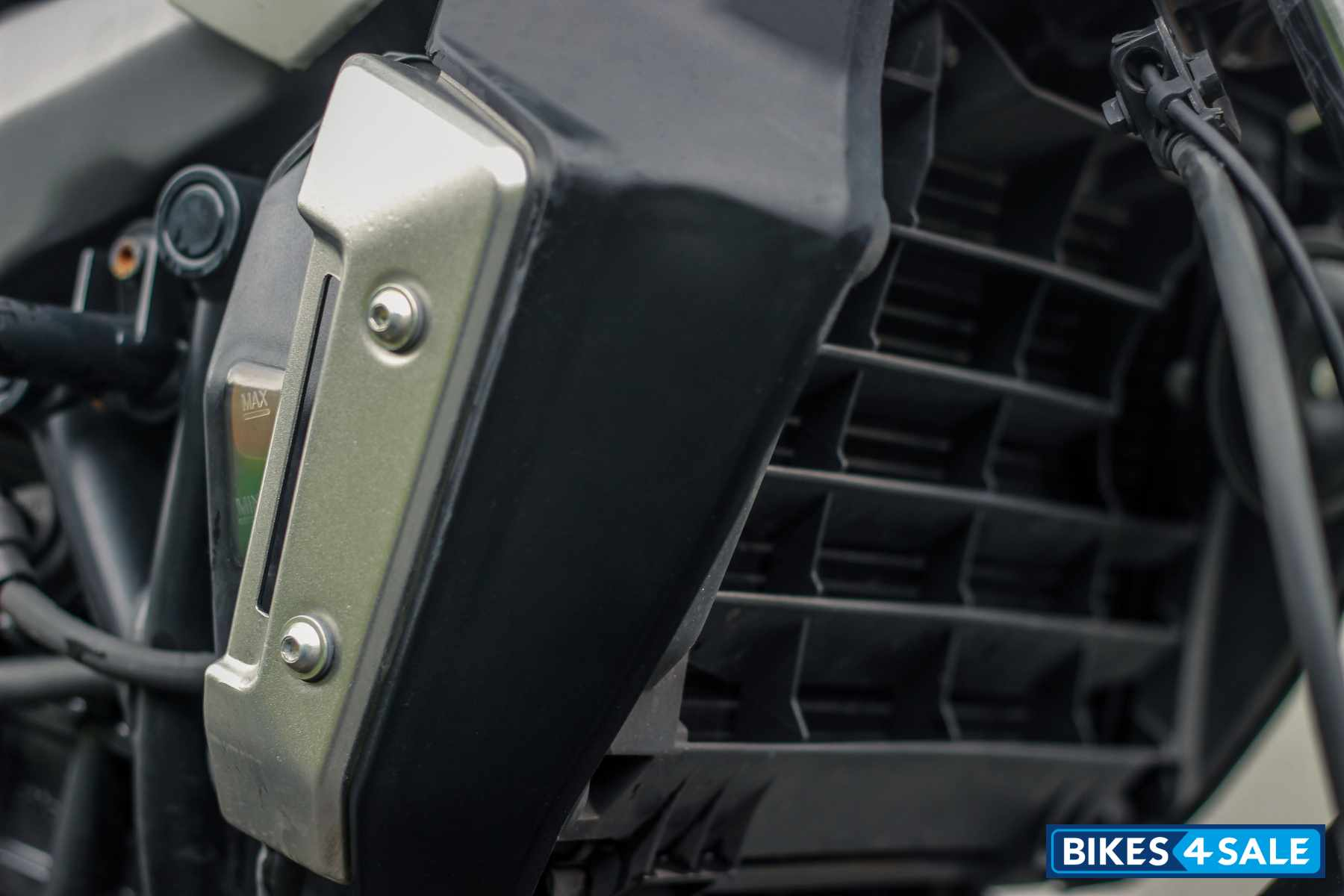 Bajaj Dominar 400 Radiator