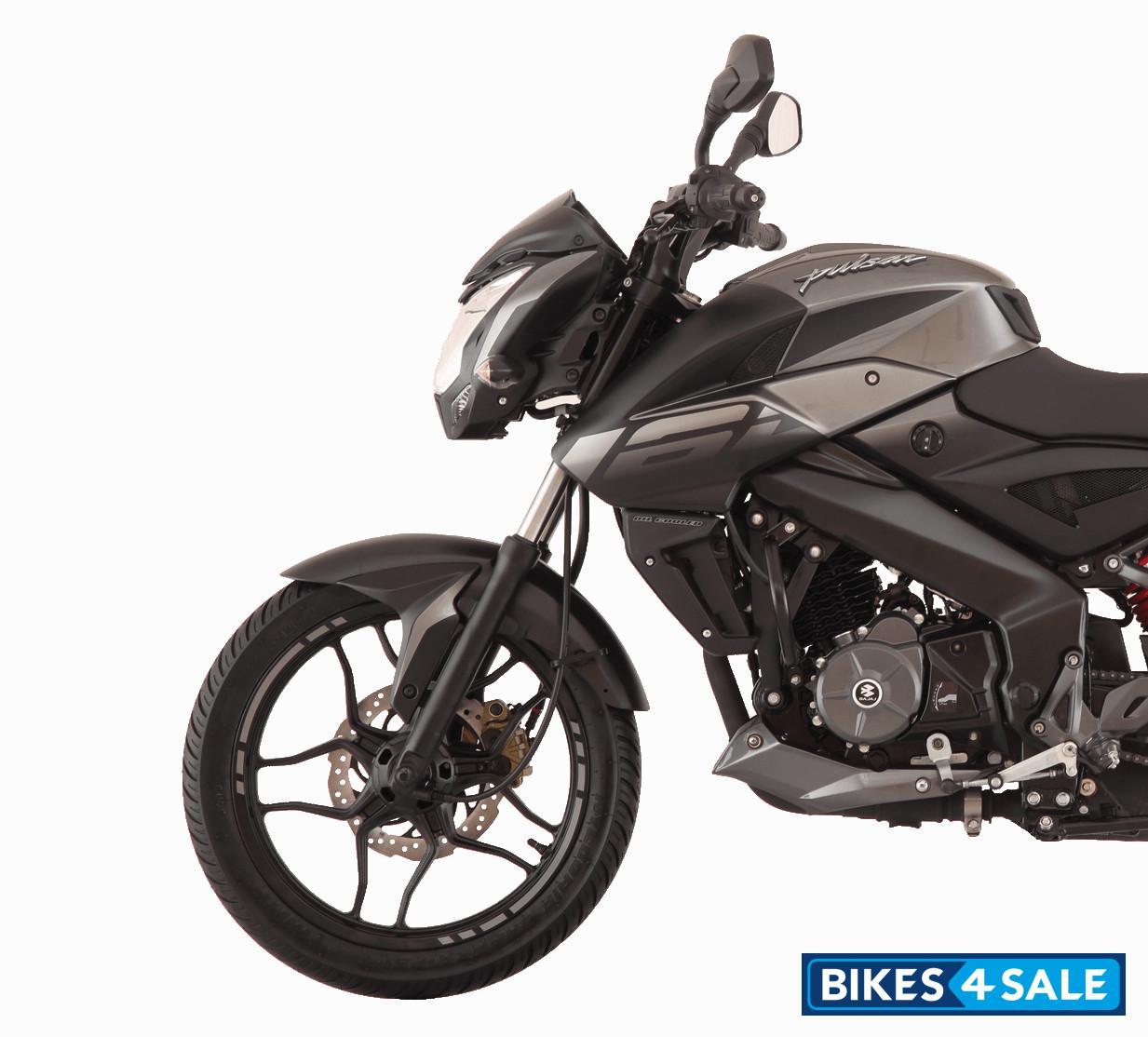 Bajaj pulsar ns 160 price specs mileage colours photos for Yamaha ns sw40 price