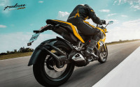 Bajaj Pulsar RS 200 BS6