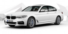 BMW 5-Series 530d M Sport Diesel AT