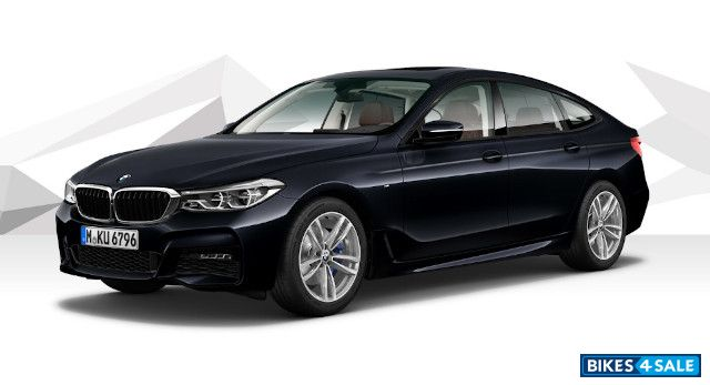 BMW 6-Series Gran Turismo 630d M Sport Diesel AT