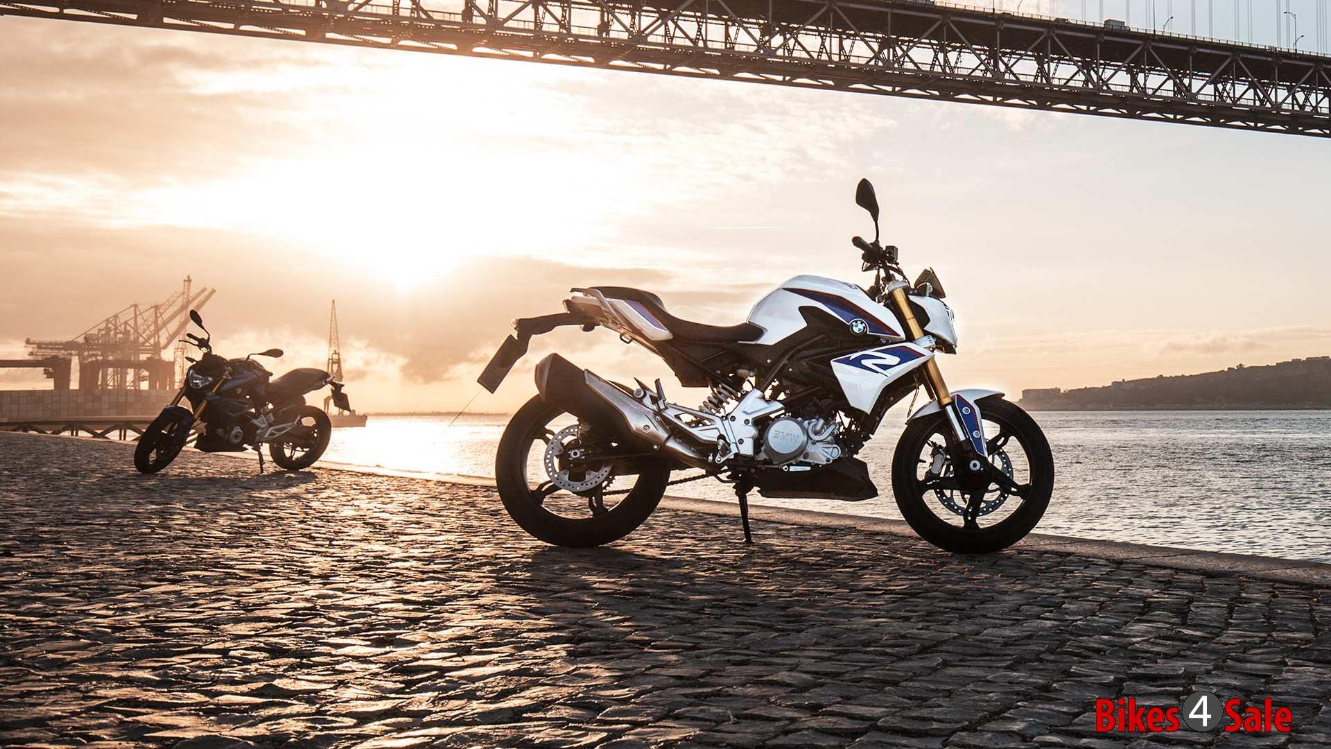 BMW G310R: купить мотоцикл БМВ G 310 R в Москве у ...