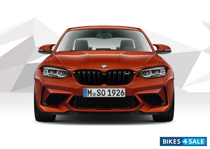 BMW M2 Competition Petrol AT