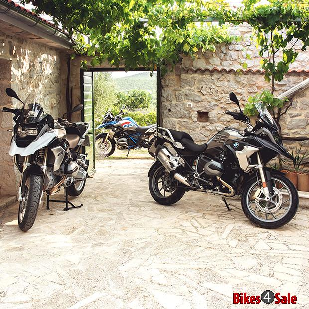Bmw R 1200 Gs Adventure Pic 6