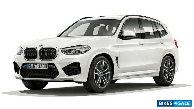 BMW X3 M Petrol AT