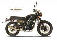 Cleveland Cyclewerks Ace Scrambler