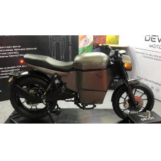 Devot Electric Motorcycle Prototype