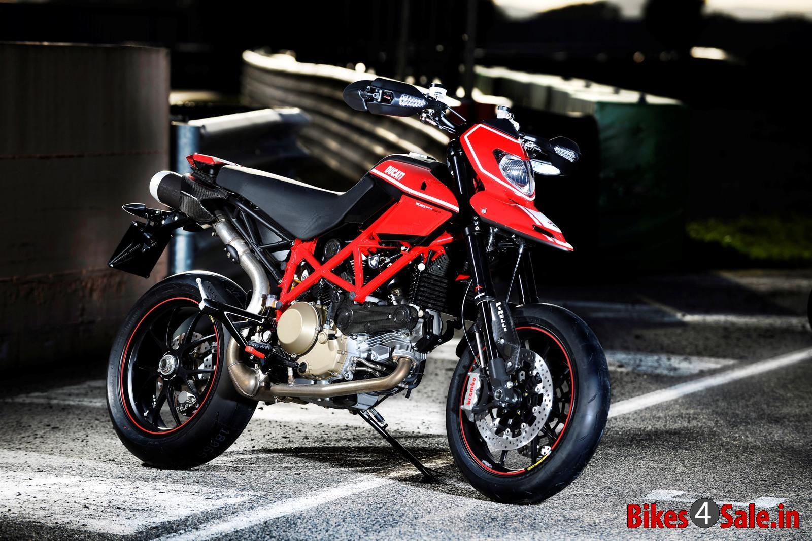 Ducati Hypermotard  Mileage