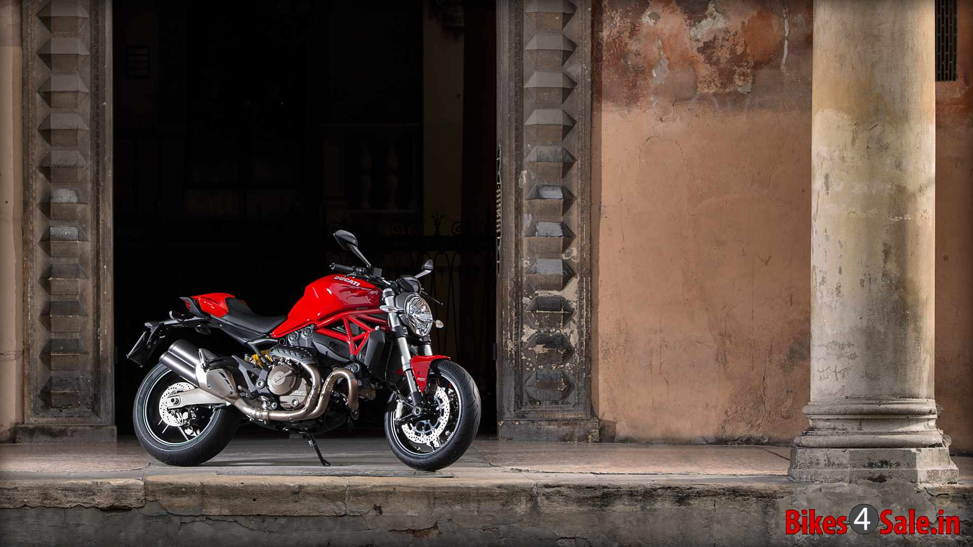 Ducati Monster Pic