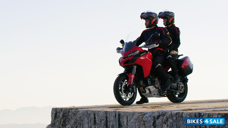 Ducati Multistrada 1260 S D air