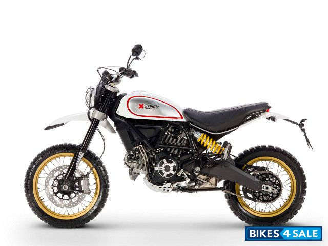 Ducati Scrambler Desert Sled Price Specs Mileage Colours Photos