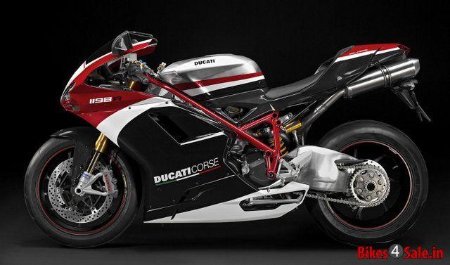 Ducati Superbike 1198 R Corse price, specs, mileage, colours, photos ...