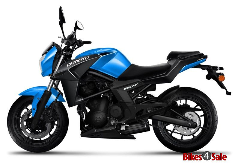 Photo 8. Eider CFMoto 650NK Motorcycle Picture Gallery ...