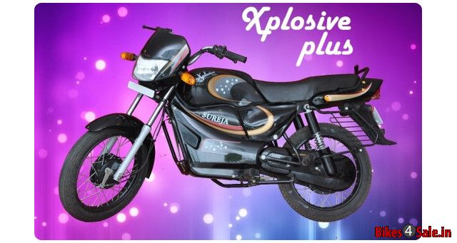 Electric Bike A1 Sureja Xplosive Plus