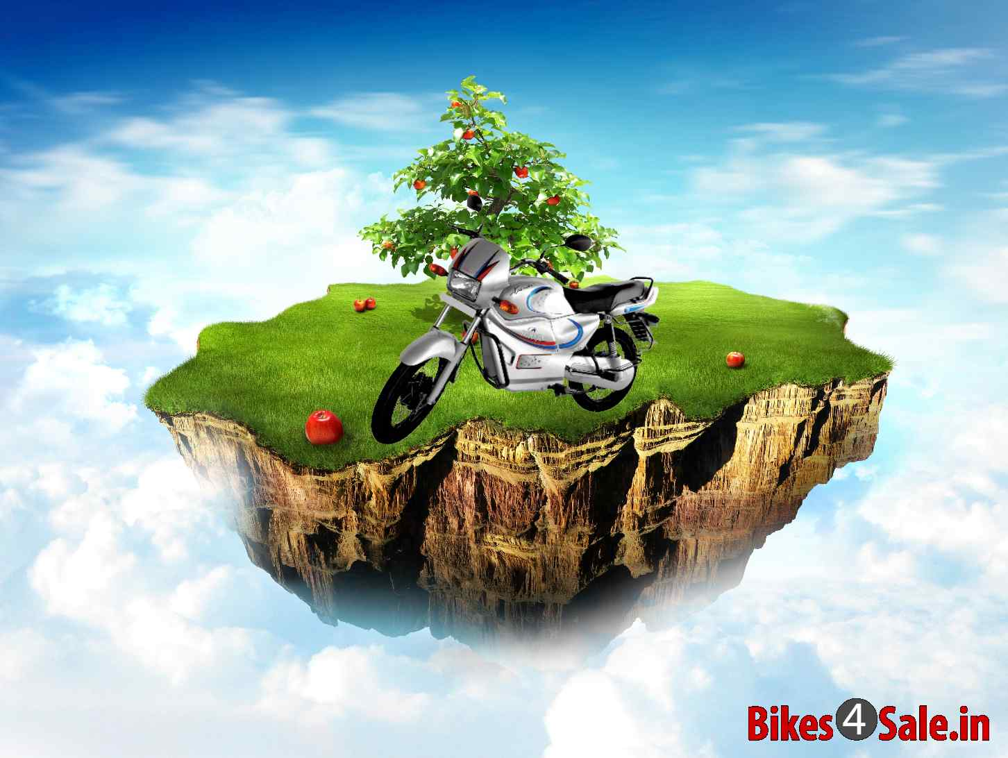 Electric Bike A1 Sureja Xplosive