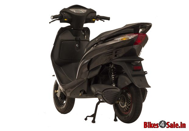 Electric Bike GO Green BOV Kavach