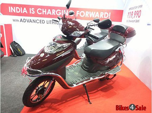 Electric Bike Hero Flash Price In India Onroad And Ex
