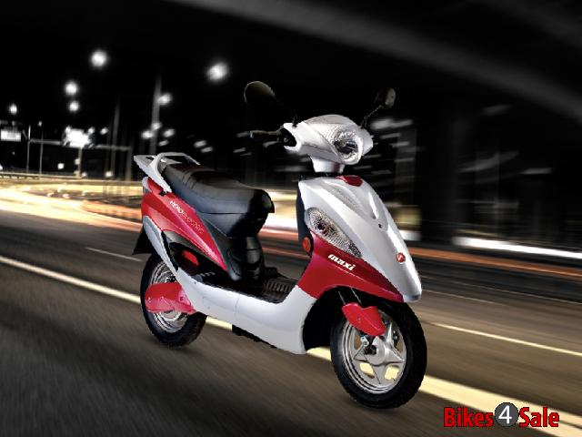 Electric Bike Hero Maxi Lithium Ion