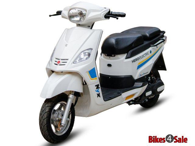 Electric Bike Hero NYX price, specs, mileage, colours ...