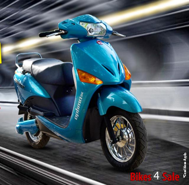 Electric Bikes For Sale >> Price of new Electric Bike Hero Optima DX Lithium Ion - Bikes4Sale