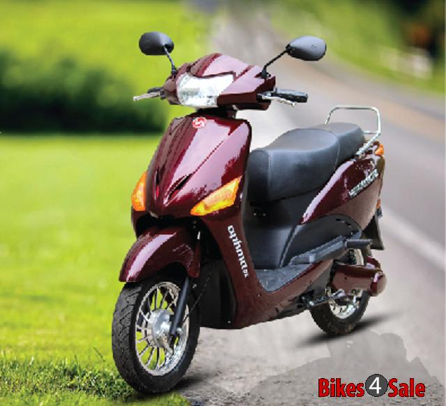 Electric Bike Hero Optima Dx Price Specs Mileage Colours